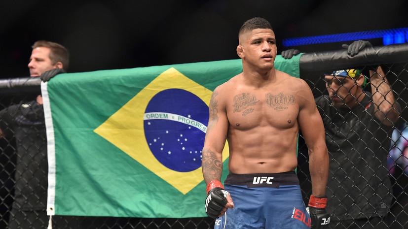 Бёрнс прокомментировал снятие с турнира UFC 251 из-за заболевания COVID-19