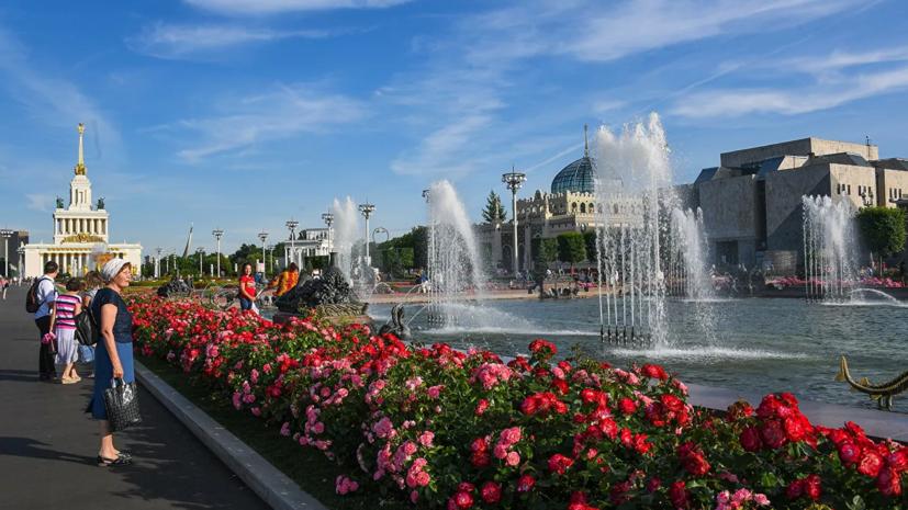 Полугодие в России стало самым тёплым за всю историю метеонаблюдений