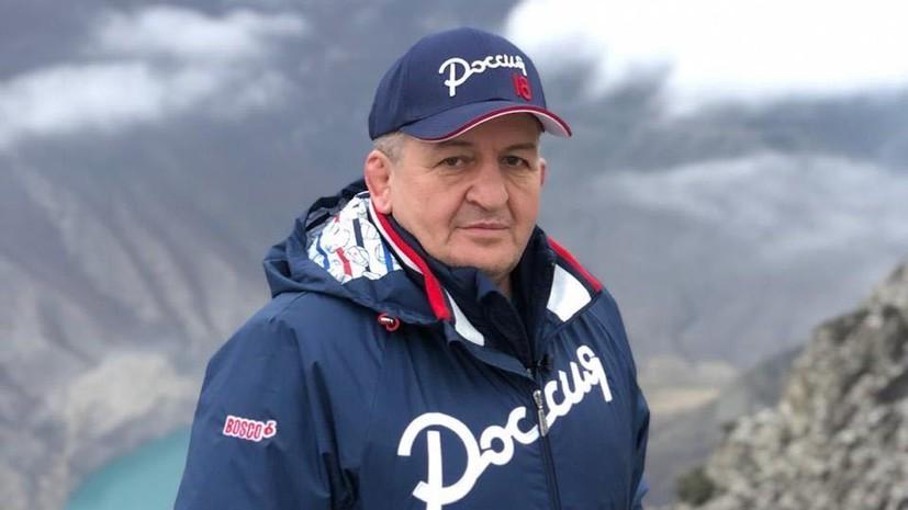 Владелец «Спартака» прокомментировал смерть отцаНурмагомедова