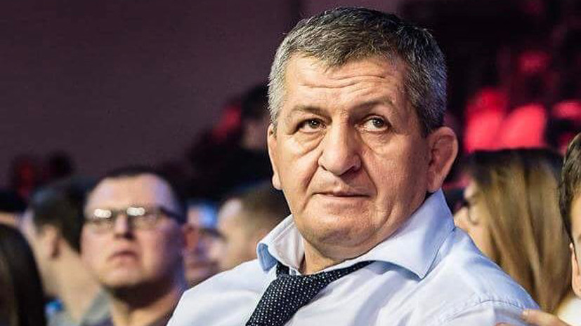 Масвидаль выразил соболезнования Нурмагомедову в связи со смертью отца