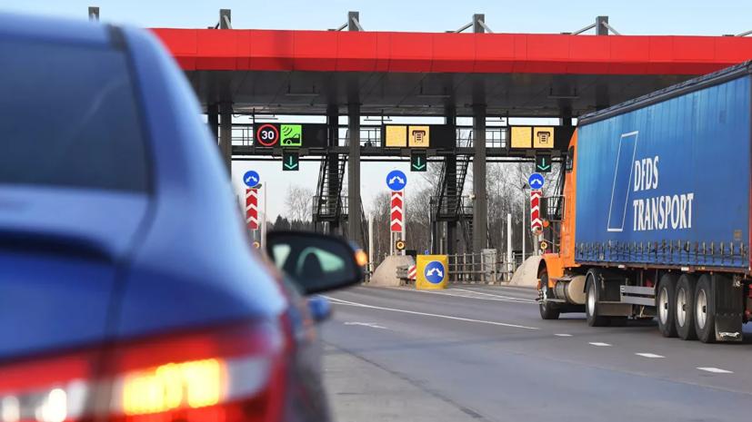 Скоростной лимит на платных трассах в России могут поднять до 150 км/ч