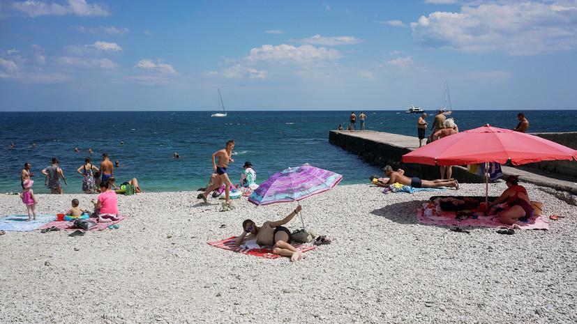 Синоптики предупредили о жаре до +38 °С в Крыму