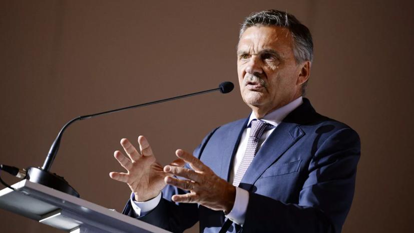 Фазель заявил, что IIHF поддержит Россию в споре WADA и РУСАДА