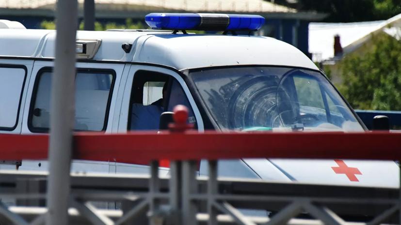 Четыре человека пострадали в результате ДТП на МКАД