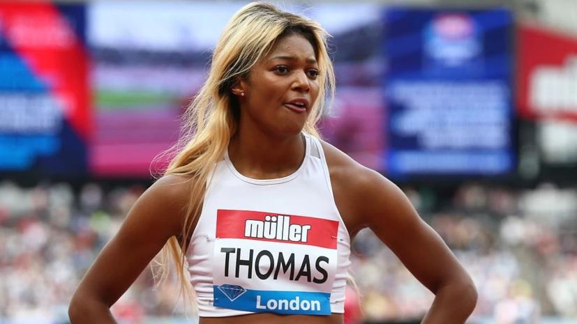 Американскую легкоатлетку оправдали по делу о пропуске трёх допинг-тестов