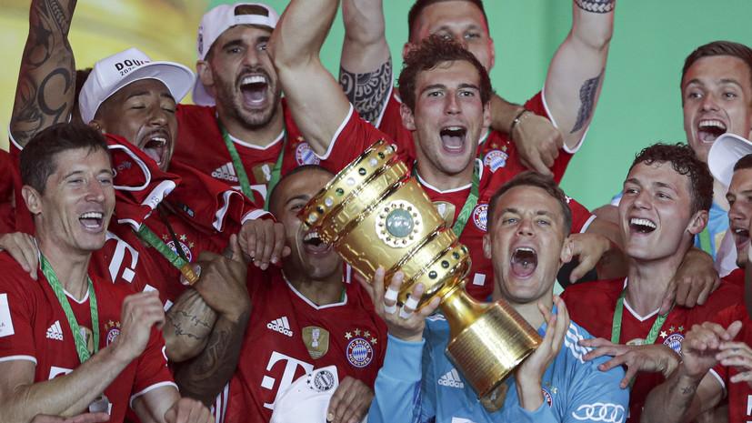 Золотой дубль «Баварии», уникальное достижение Буффона и голевой пас Черышева: события дня в европейском футболе