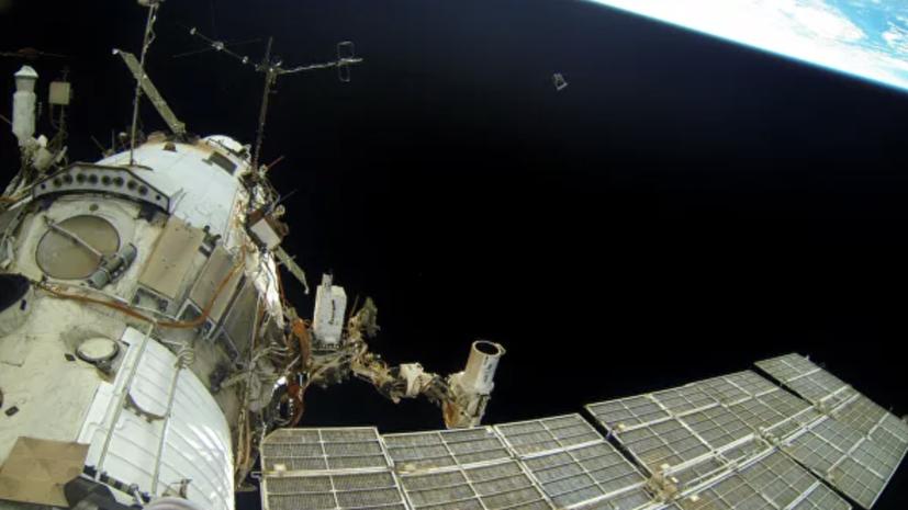 МКС избежала столкновения с обломком ракеты «Протон»