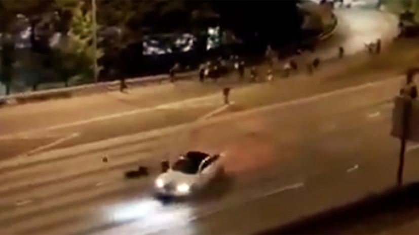 СМИ: Пострадавшая при наезде машины в Сиэтле скончалась в больнице