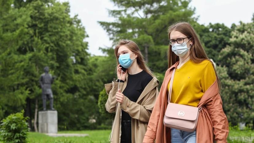 В России за сутки подтвердили 6736 случаев коронавируса