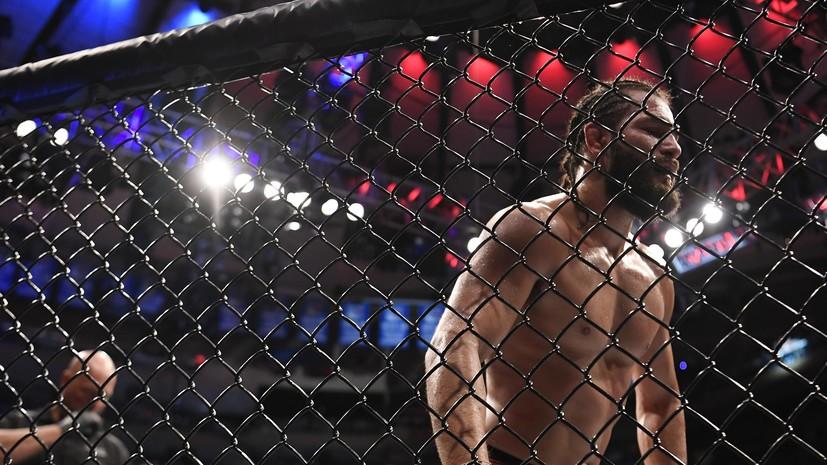 СМИ: UFC ведёт переговоры с Масвидалем о замене заболевшего коронавирусом Бёрнса на турнире UFC 251