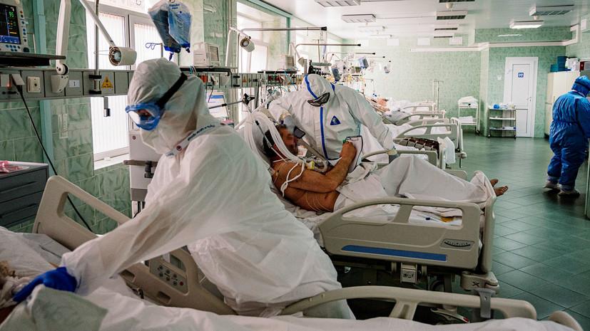 Более 21 млн тестов: в России выявлено 6736 новых случаев COVID-19