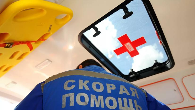 Четверо рабочих погибли при обрушении на стройке ТЦ в Зуевке