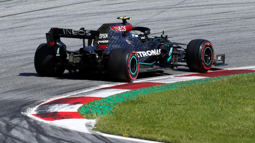 В Mercedes допустили возможность перегрева болидов из-за их антирасистской раскраски