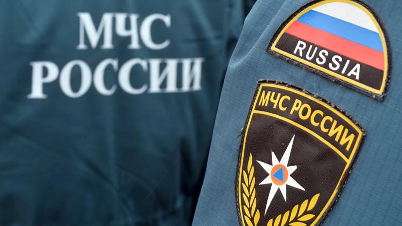 МЧС назвало площадь обрушения на стройке ТЦ в Кировской области
