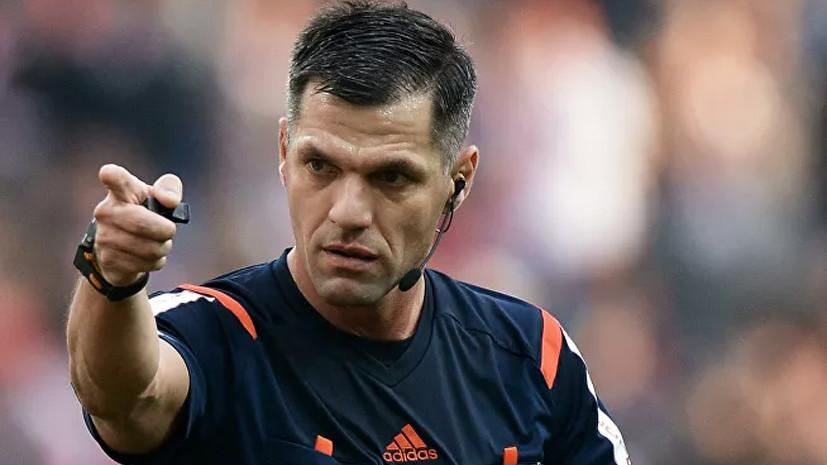 Арбитр Федотов считает, что гол Ларссона в матче с «Тамбовом» нельзя было засчитывать