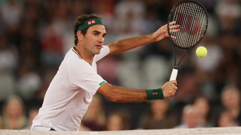 Тренер рассказал о восстановлении Федерера после второй операции