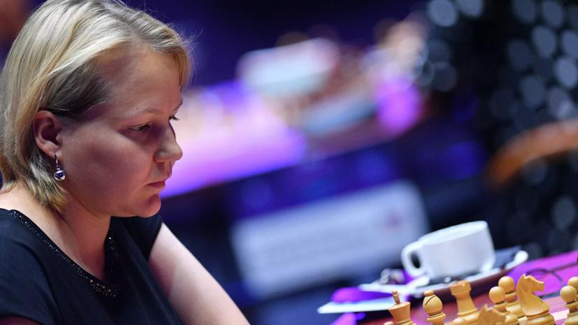 Гунина выиграла второй этап онлайн-Гран-при Women's Speed Chess Championship