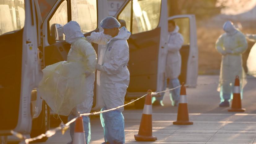 Во Внутренней Монголии власти предупредили об угрозе чумы