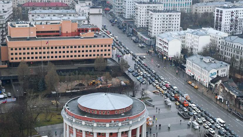 В Гидрометцентре предупредили о похолодании на 10 °С в Москве