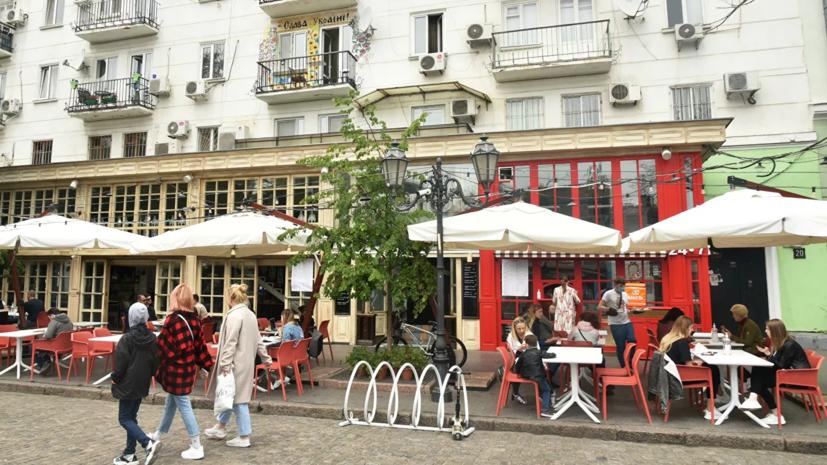 В Казани на верандах кафе выявлено около 1,5 тысячи нарушений Роспотребнадзора