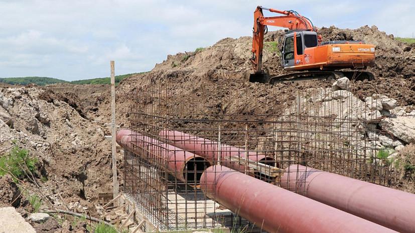В Приморье рассказали о реконструкции Кугуковского водохранилища