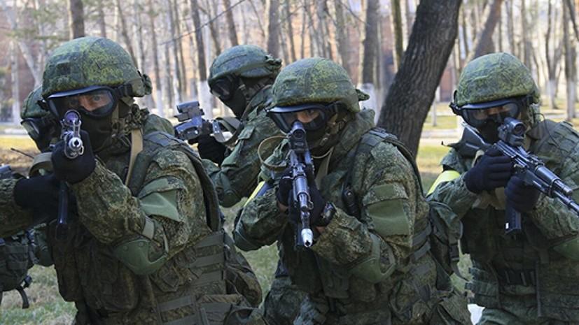 Ракетчики ВВО провели учения в Бурятии