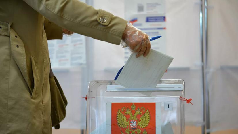 МВД выявило попытки внешнего воздействия при голосовании по поправкам