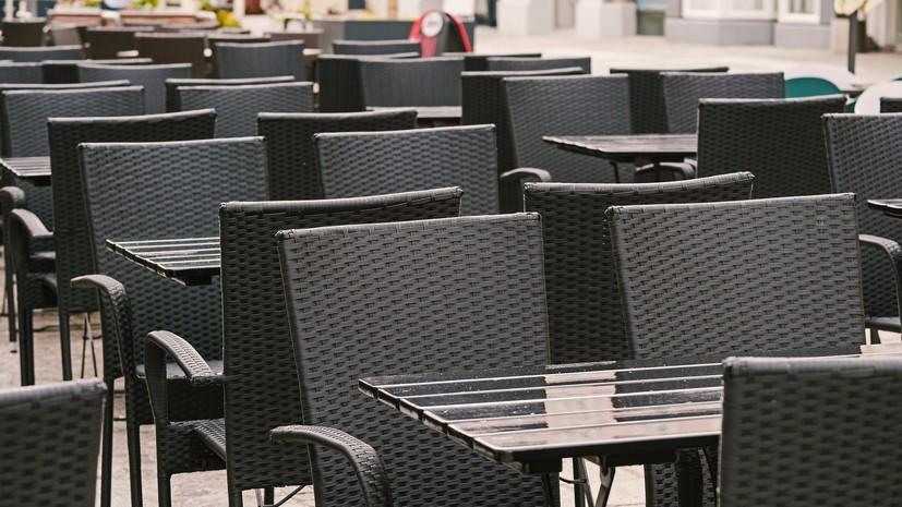 В Новосибирской области разрешили возобновить работу летним кафе