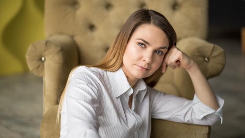 «Я боюсь попасть в вечность не туда, куда хотелось бы»: Анна Шафран о будущем страны, депрессии и мыслях уйти в монахини
