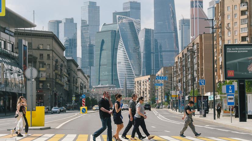 В Москве 7 июля ожидается до +33 °С