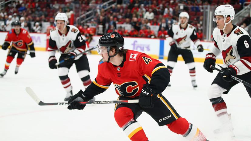 НХЛ и профсоюз игроков предварительно договорились о возобновлении сезона 1 августа