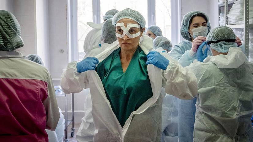 Московские врачи прибыли в Алма-Ату для борьбы с COVID-19