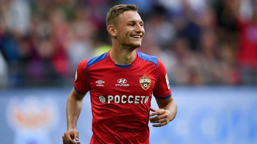 Чалов вошёл в десятку лучших бомбардиров ЦСКА в истории чемпионатов России