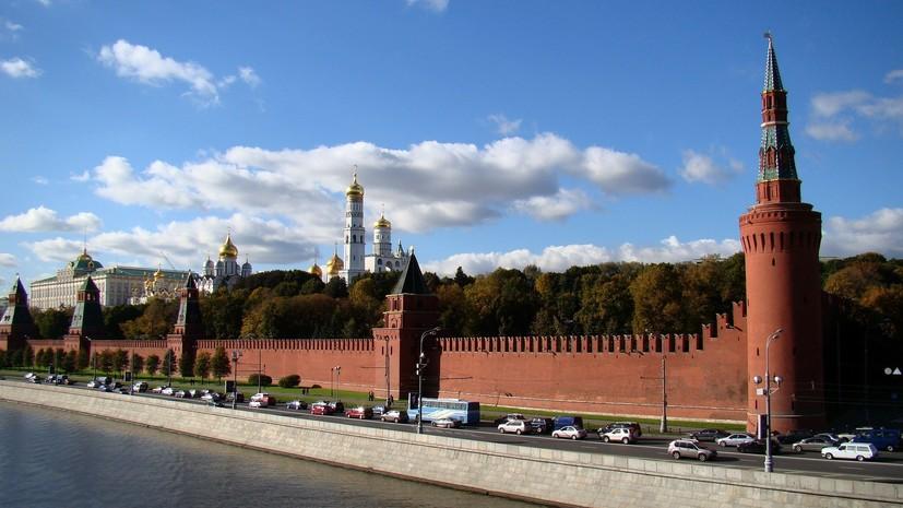 В Кремле прокомментировали антироссийские санкции Великобритании