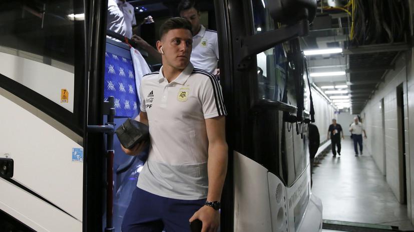 СМИ: «Сан-Лоренсо» отклонил предложение ЦСКА по трансферу Гайча