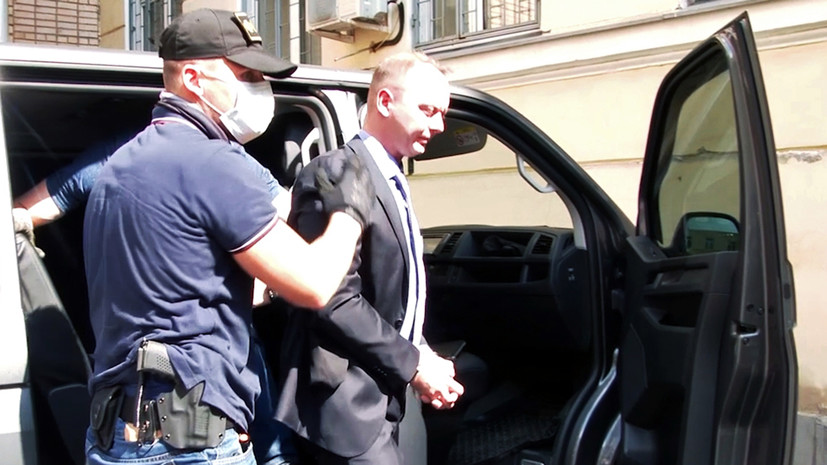 По делу о госизмене: что известно о задержании советника главы «Роскосмоса» Ивана Сафронова