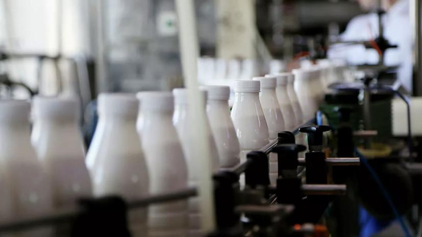 Россия получила право на поставку молока в Японию