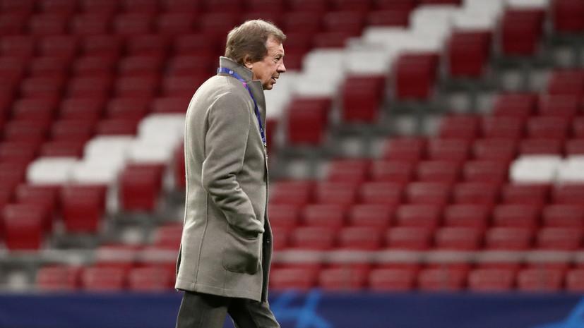 Сёмин объявил, будет ли продолжать тренерскую карьеру