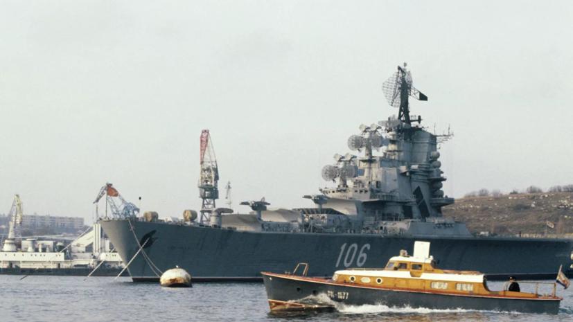 Черноморский флот начал слежение за судами НАТО