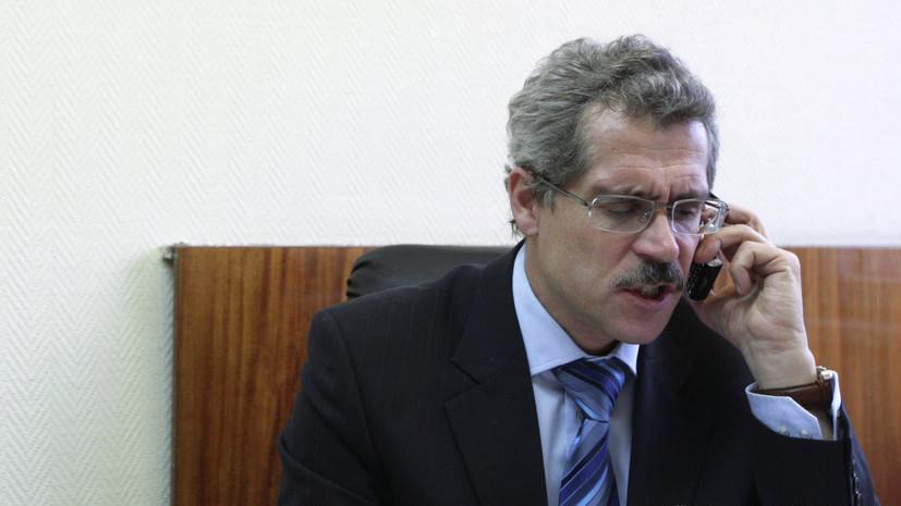 Адвокат Панич: вряд ли стоит ожидать от Родченкова правдивых показаний