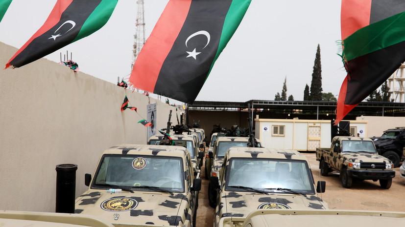 Хафтар заявил о намерении изгнать войска Турции из Ливии