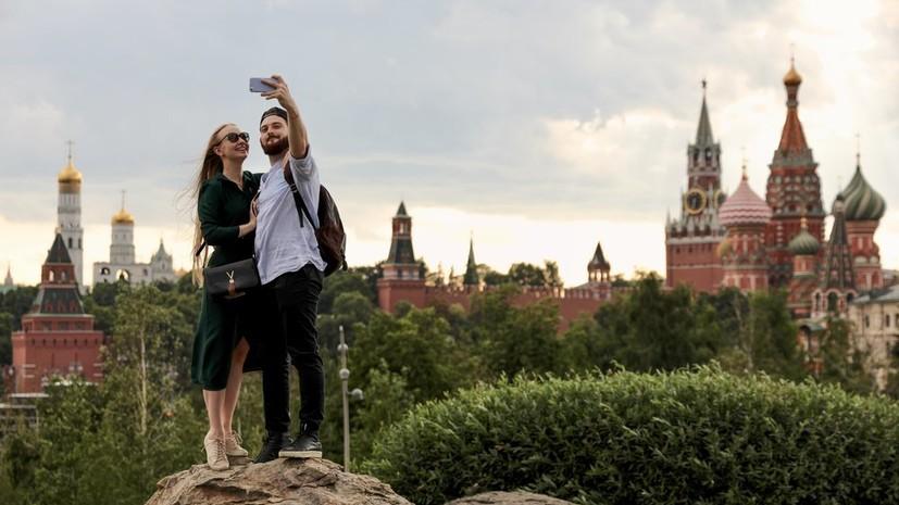 В Москве 8 июля ожидается до +28 °С