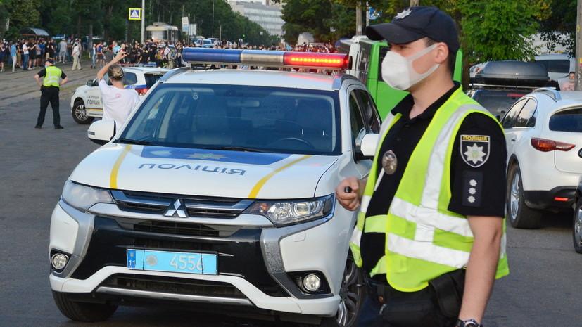 На Украине полиция задержала двух россиян