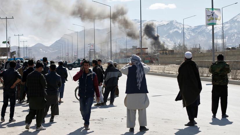 Американский генерал усомнился в сотрудничестве России с талибами