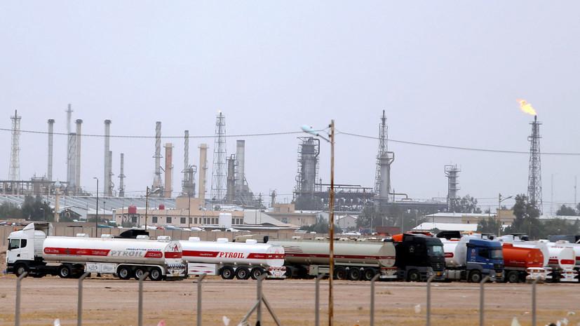 В США предлагают запретить тратить средства на контроль над нефтью в Ираке