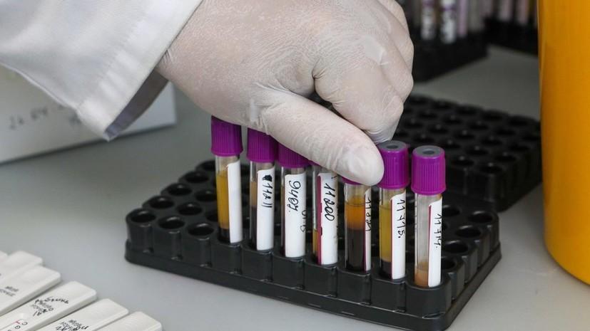 В России проведено более 21,7 млн тестов на коронавирус