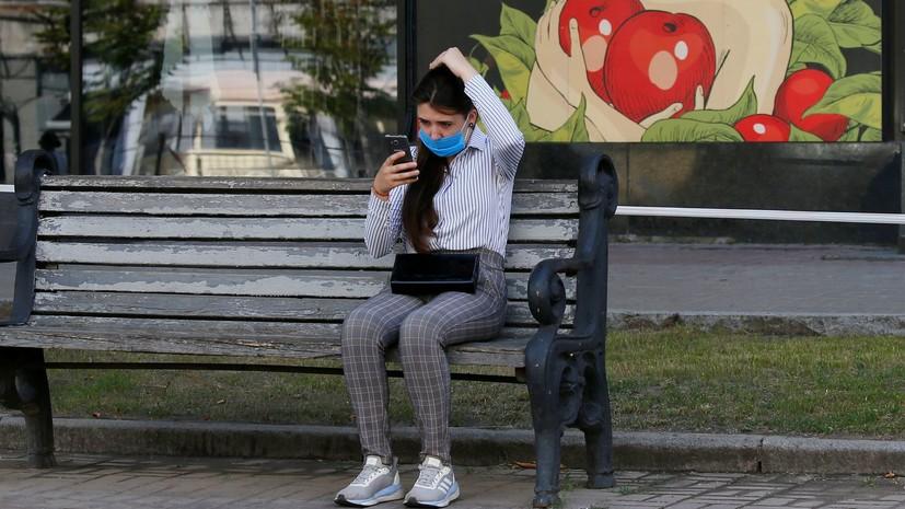 На Украине число больных коронавирусом превысило 50 тысяч