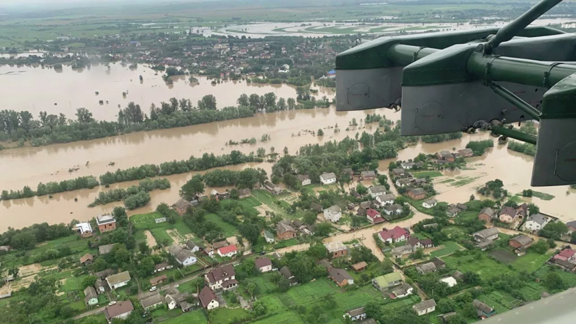Белоруссия окажет пострадавшей от наводнений Украине помощь