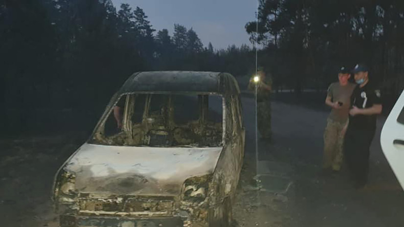 Из-за пожаров в Луганской области в больнице оказались 27 человек