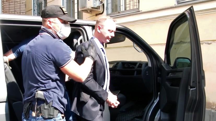 Минобороны Чехии отказалось комментировать дело Сафронова